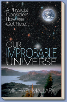 Cover of Improbable Universe